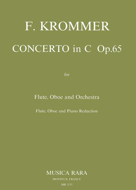 Concertino in C op. 65