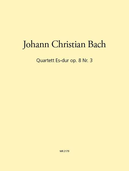 Quartett Es-dur op. 8/3