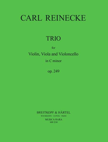 Streichtrio c-moll op. 249