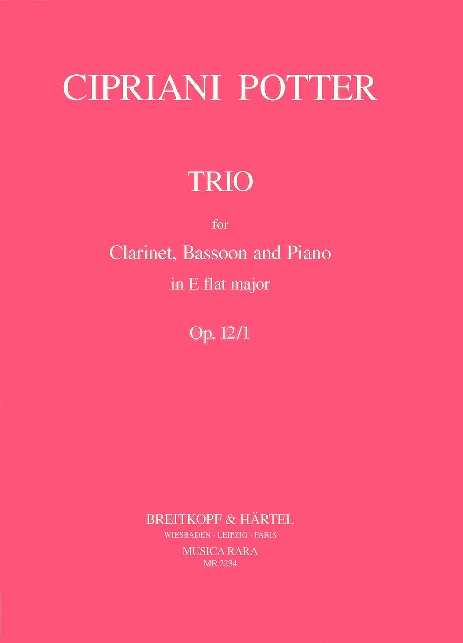 Trio Es-dur op. 12 Nr. 1
