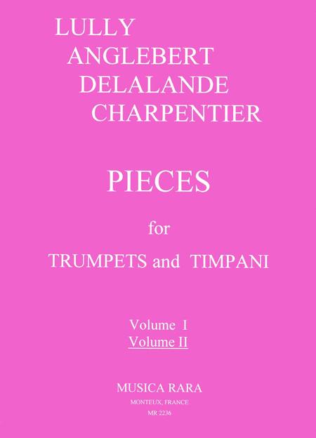 Stucke fur Tromp. und Orgel Bd.2