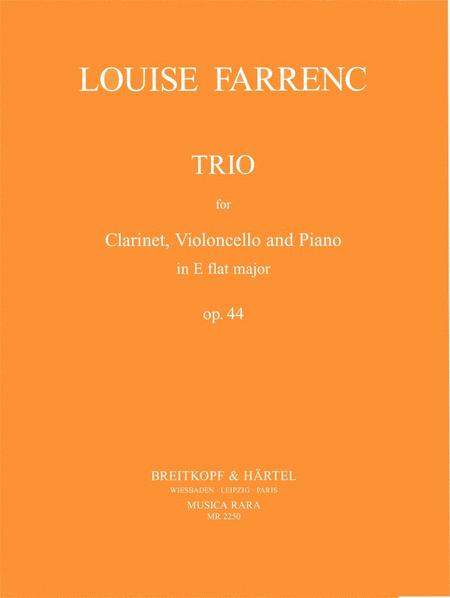 Trio in Es op. 44