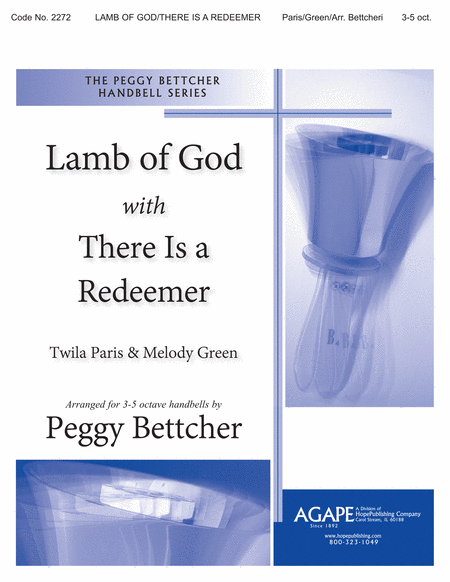 Lamb of God/There is a Redeemer