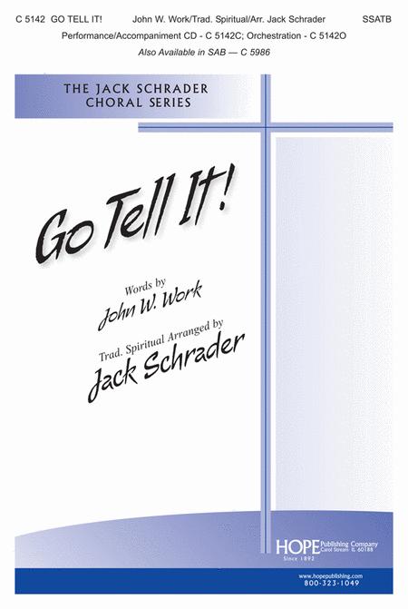 Go Tell It!