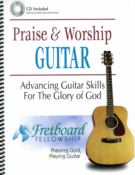 Praise & Worship Guitar (with CD)