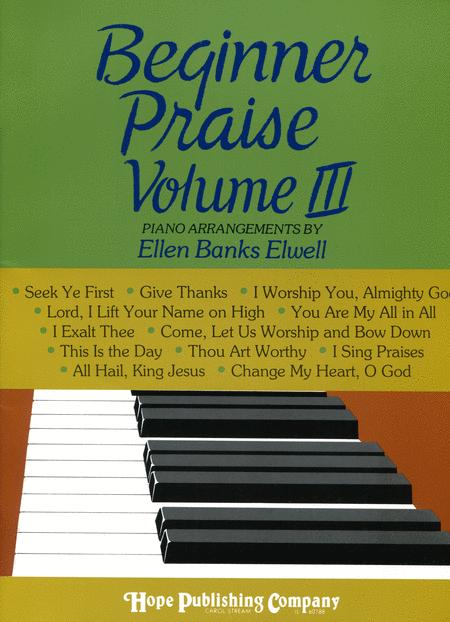 Beginner Praise III
