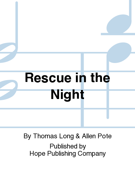 Rescue In The Night (The Story Of Daniel In The Lion's Den)