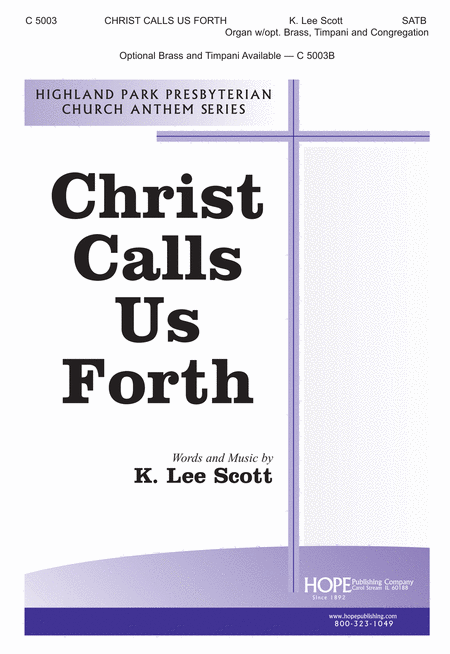 Christ Calls Us Forth