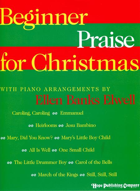 Beginner Praise For Christmas