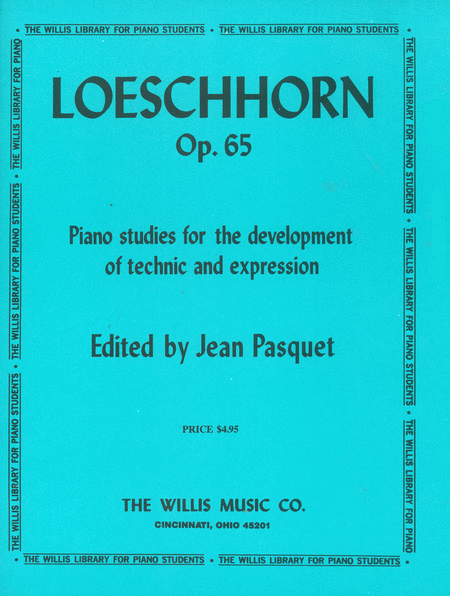 Studies for Piano Op. 65