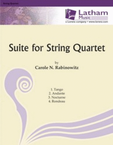 Suite for String Quartet