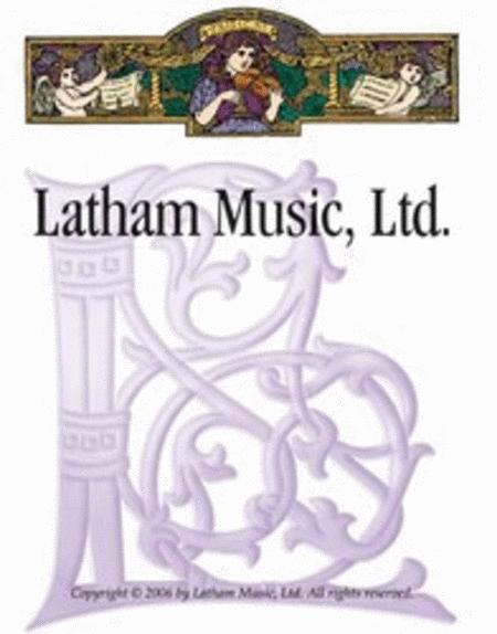 Suite for String Quartet - Score