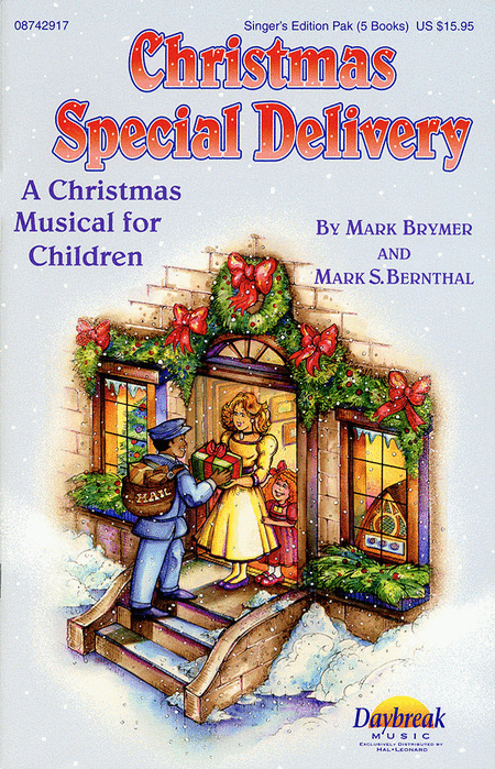 Christmas Special Delivery (A Christmas Musical for Children)