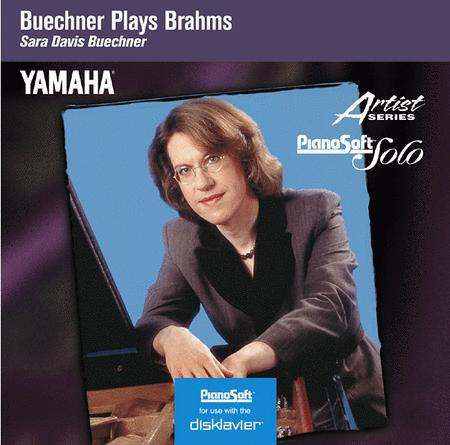 Buechner Plays Brahms