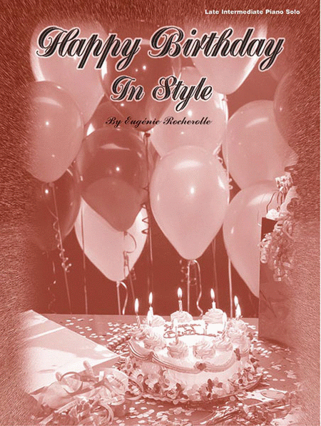 Happy Birthday in Style