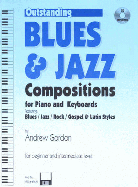 Outsanding Blues & Jazz Compositions - Beginning/Intermediate Level
