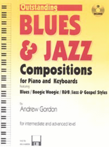 Outstanding Blues & Jazz Compositions - Intermediate/Advanced Level