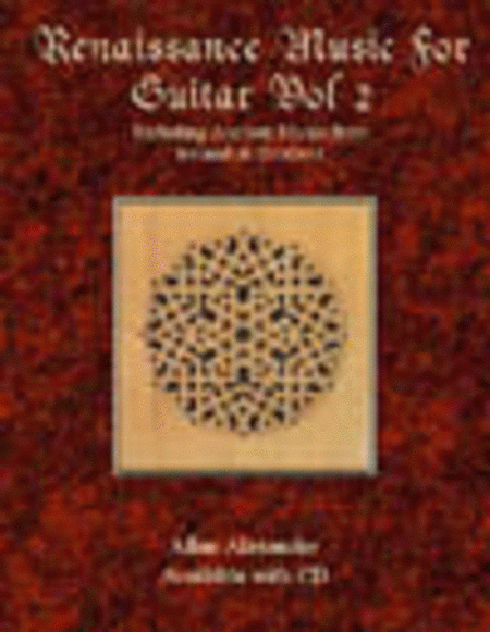Renaissance Music for Guitar, Volume 2
