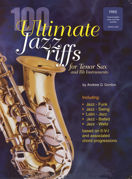 100 Ultimate Jazz Riffs for Bb instruments