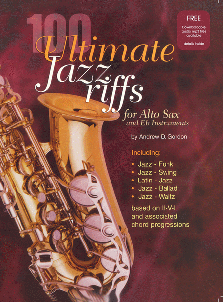 100 Ultimate Jazz Riffs for Eb instruments