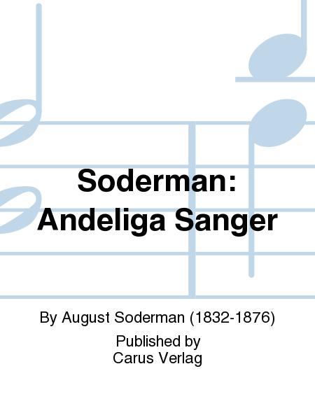 Soderman: Andeliga Sanger