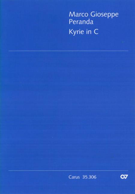 Kyrie in C major