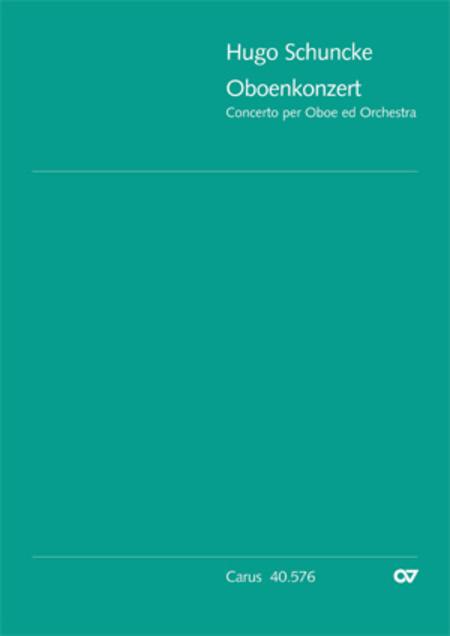 Oboe Concerto in A minor