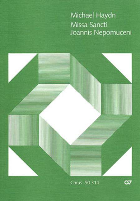 Missa Sancti Joannis Nepomuceni