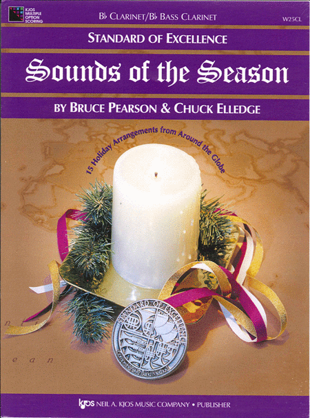 Standard of Excellence: Sounds of the Season-Bb Clarinet/Bass Clarinet