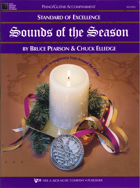 Standard of Excellence: Sounds of the Season-Piano/Guitar Accompaniment