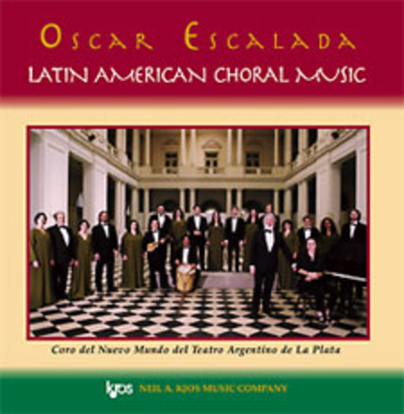 Latin American Choral Music - CD