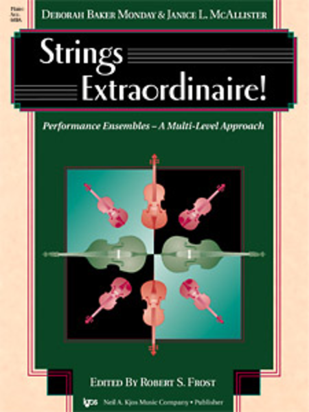 Strings Extraordinaire - Piano