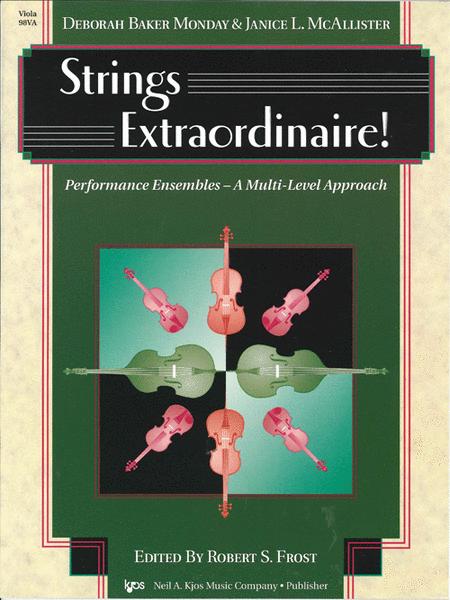 Strings Extraordinaire - Viola
