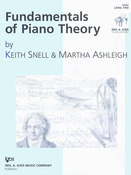Fundamentals of Piano Theory - Level Two