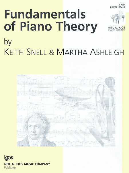 Fundamentals of Piano Theory - Level Four