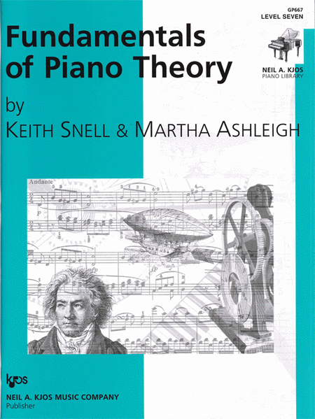 Fundamentals of Piano Theory - Level Seven