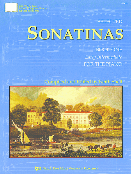 Selected Sonatinas, Book 1