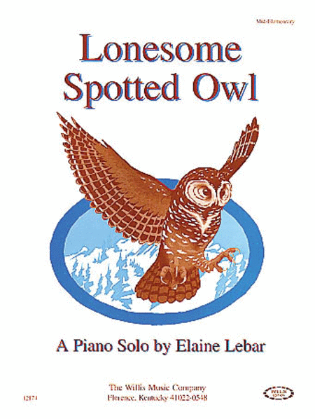 Lonesome Spotted Owl