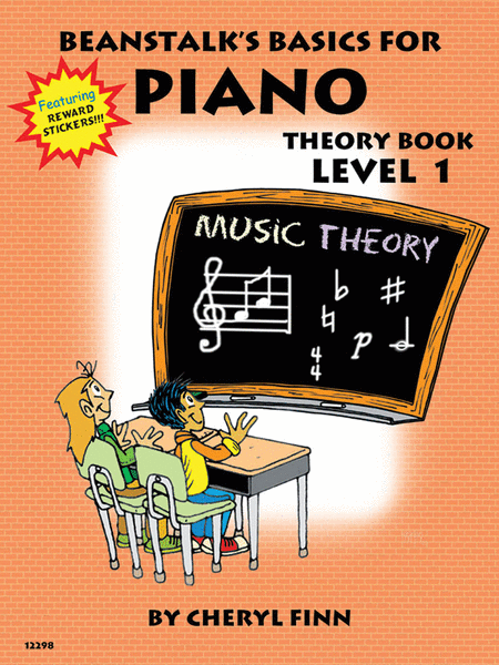 Beanstalk's Basics for Piano - Theory Book 1