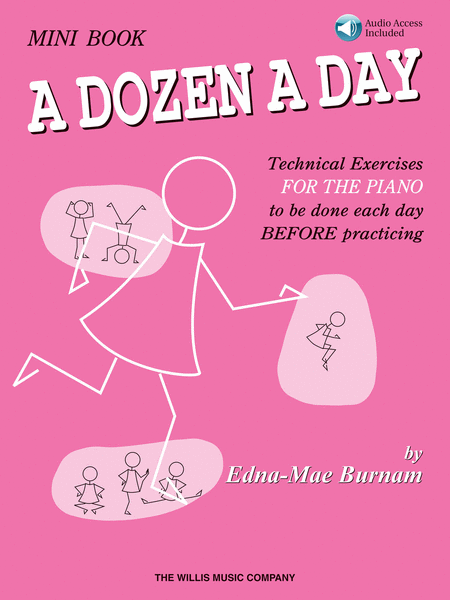 A Dozen A Day - Mini Book (Book/CD)