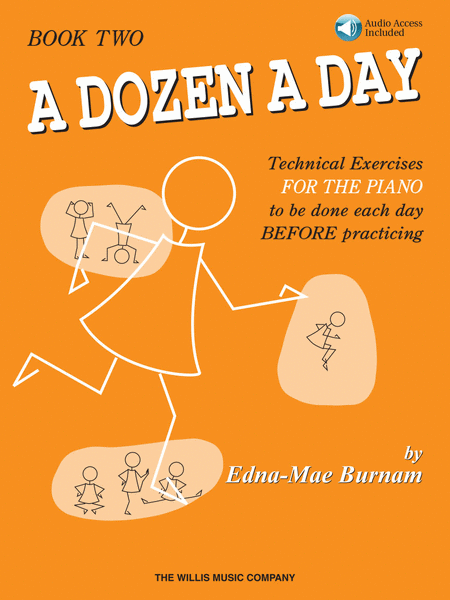 A Dozen A Day - Book Two (Book/CD)