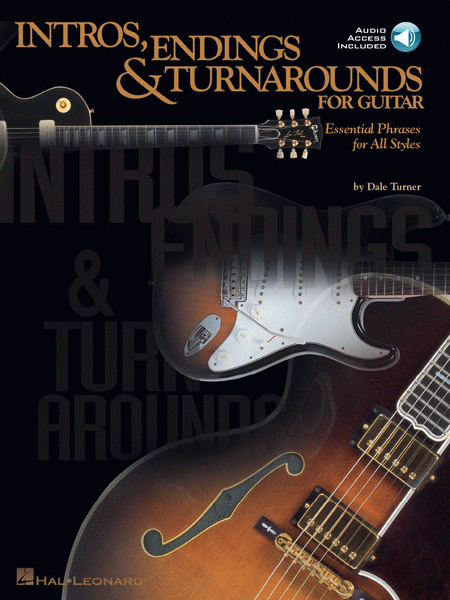 Intros, Endings & Turnarounds For Guitar