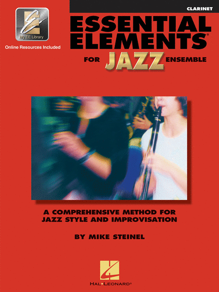 Essential Elements for Jazz Ensemble (Bb Clarinet)
