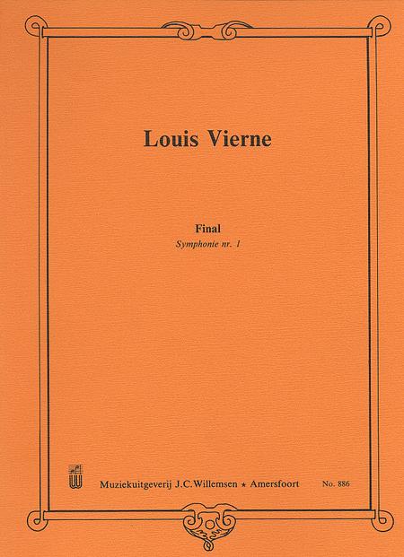 Final (Symphonie no. 1)