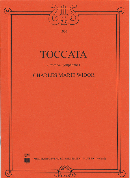 Toccatta (from 5th Symphony)