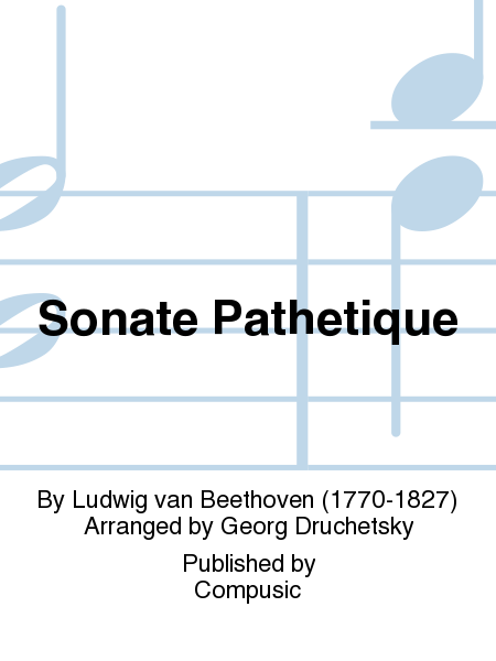 Sonate Pathetique