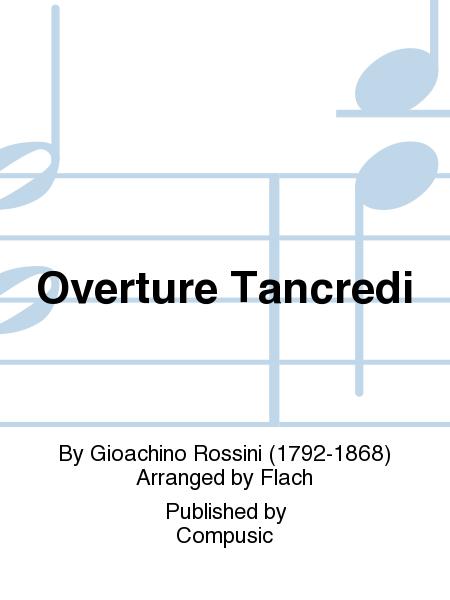 Overture Tancredi