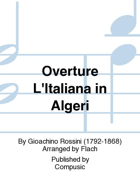 Overture L'Italiana in Algeri