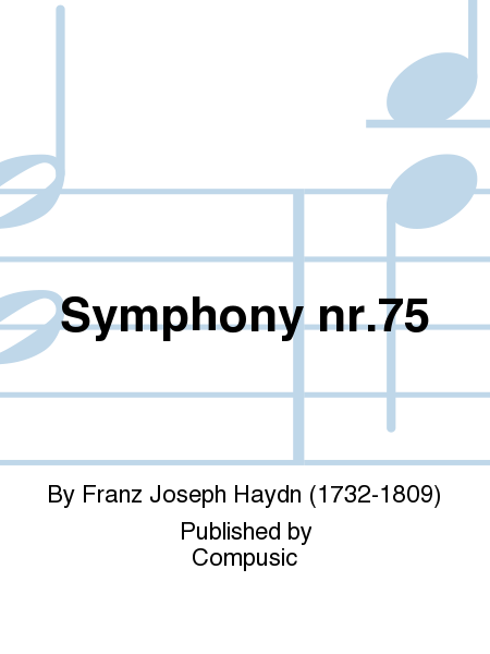 Symphony nr.75