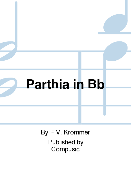 Parthia in Bb